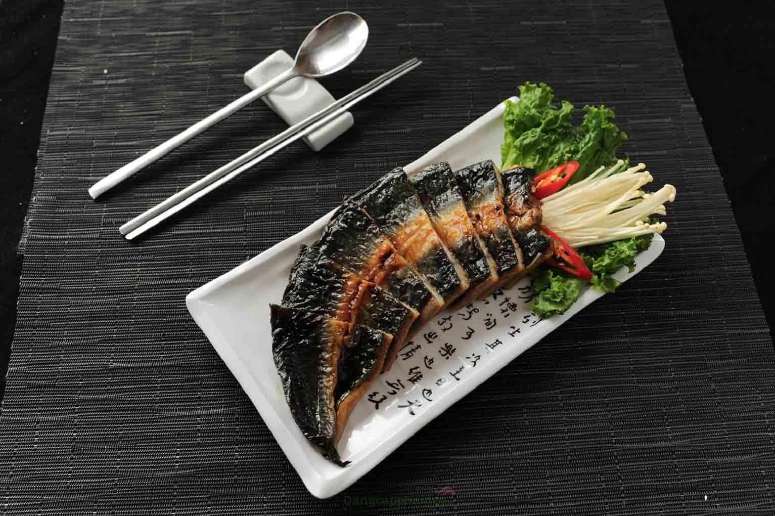 Lươn nướng là món ăn rất phổ biến tại Nhật