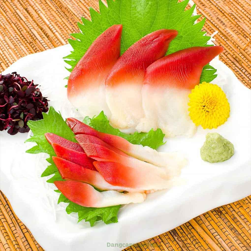 Sò đỏ có thịt ngọt giòn, chắc và thơm mùi sữa