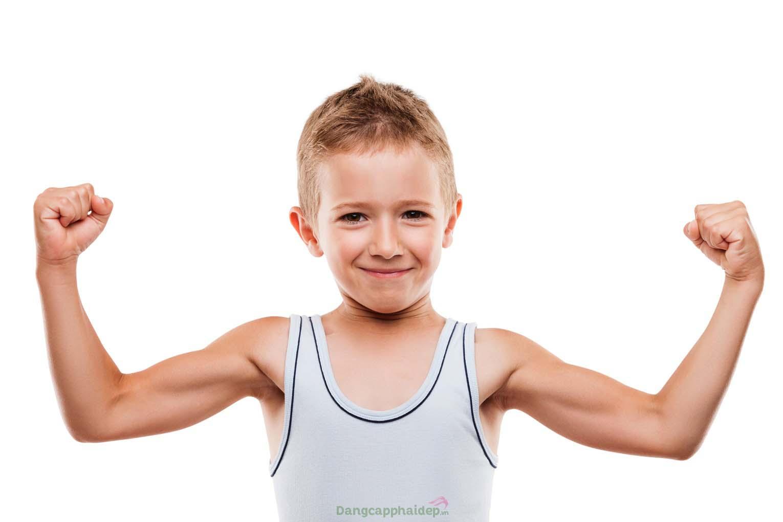 Sò đỏ Hokkigai rất tốt để bổ sung chất dinh dưỡng cho trẻ