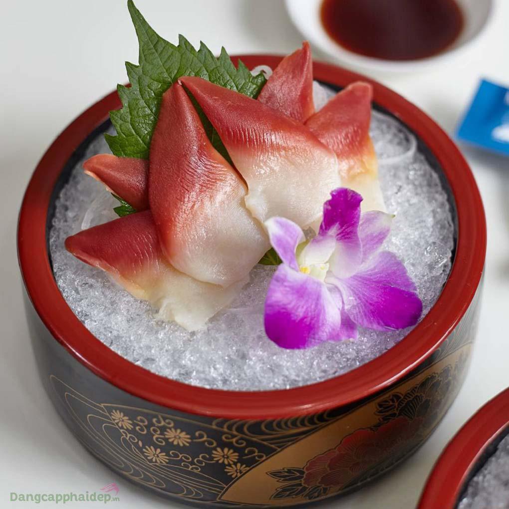 Sò đỏ Nhật Hokkigai