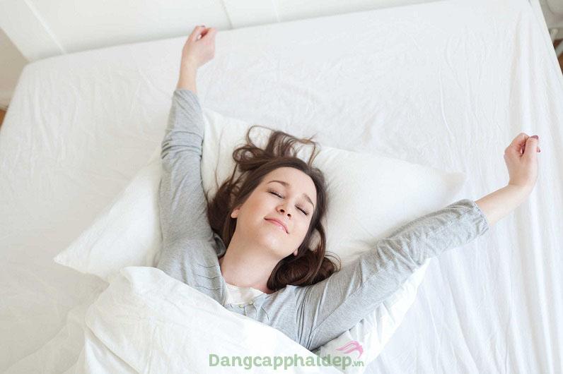Uống viên uống Image Hush & Hush Mind Your Mind giúp bạn có giấc ngủ ngon hơn, tinh thần minh mẫn thoải mái hơn