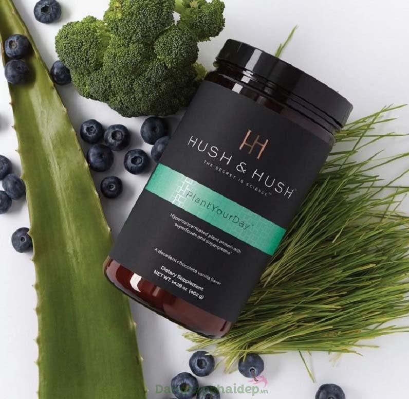Sản phẩm chứa nguồn dưỡng chất dồi dào tốt cho cơ thể