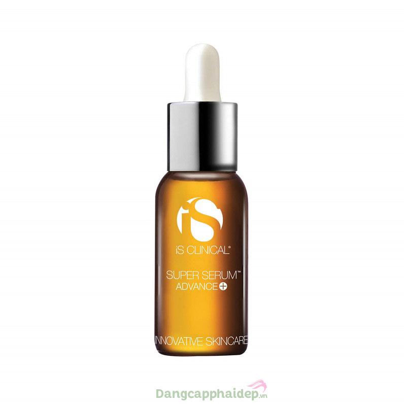 Is Clinical Super Serum Advance là giải pháp tốt nhất để khắc phục các nhược điểm trên da