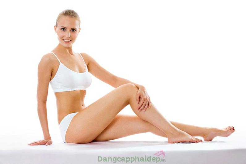 Sản phẩm giúp giảm mỡ dưới da giúp khuôn mặt và vóc dáng thon gọn như mong muốn