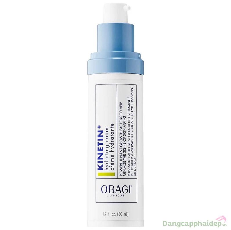 Obagi Clinical Kinetin Hydrating Cream 50ml – Kem Dưỡng Làm Dịu Da Chống Lão Hóa