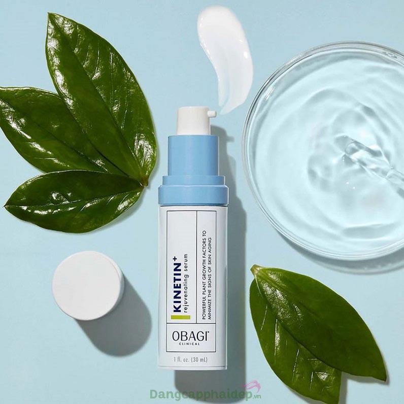Sản phẩm ứng dụng công thức tiên tiến, chứa các thành phần hoạt chất có lợi cho da