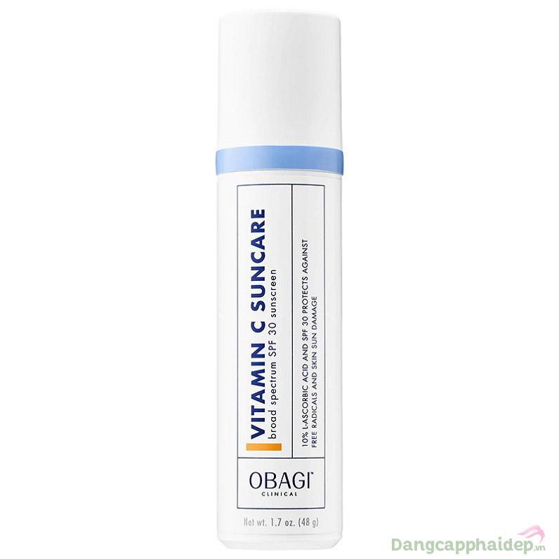 Obagi Clinical SPF 30 Vitamin C Suncare Broad Spectrum 48g – Kem Chống Nắng Làm Sáng Da