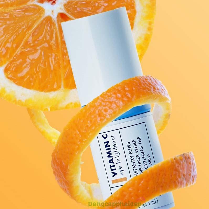 Sản phẩm chứa hàm lượng vitamin C dồi dào