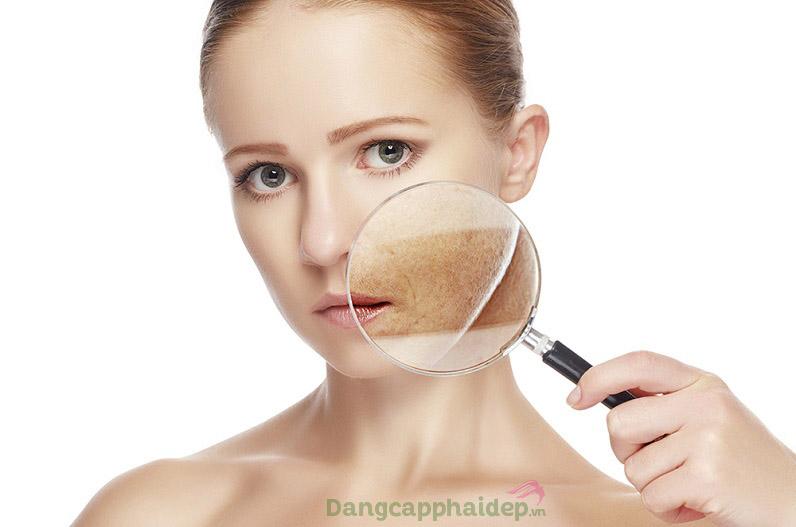 Triệt tiêu da nám, dưỡng da trắng sáng mịn màng sau thời gian đắp mặt nạ Swissline Facial Brightening Mask