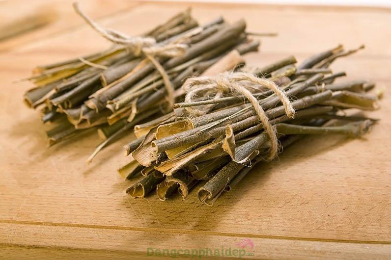 Chiết xuất vỏ cây liễu trắng.