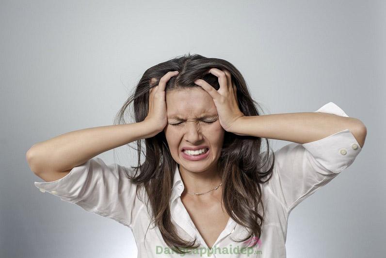 Stress là một trong những nguyên nhân giảm cân thất bại