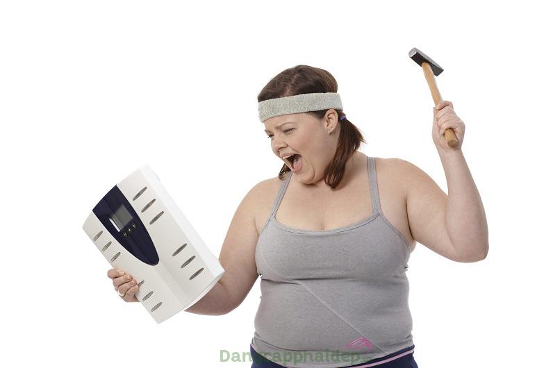 Tiết lộ nguyên nhân giảm cân thất bại không phải ai cũng biết