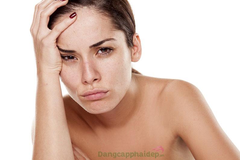 Làn da có dấu hiệu mệt mỏi, xanh xao và thiếu sức sống?