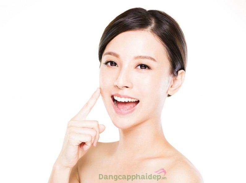 Trả lại làn da đầy sức sống tươi tắn sau khi sử dụng sản phẩm