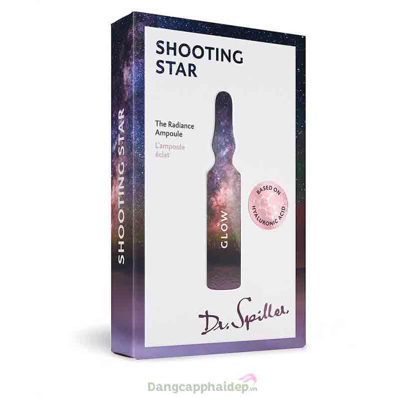 Dr Spiller Shooting Star Glow Radiance Ampoule – Tinh Chất Dưỡng Sáng Làm Dịu Da Tức Thì