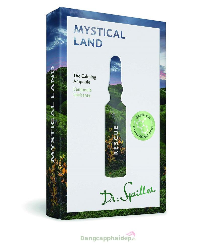 Dr Spiller Mystical land Rescue Calming Ampoule – Tinh Chất Làm Dịu Da Giảm Kích Ứng