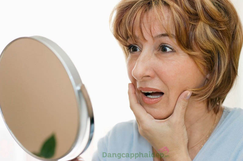 Làm thế nào để khắc phục hiệu quả tình trạng da chảy xệ, nếp nhăn...