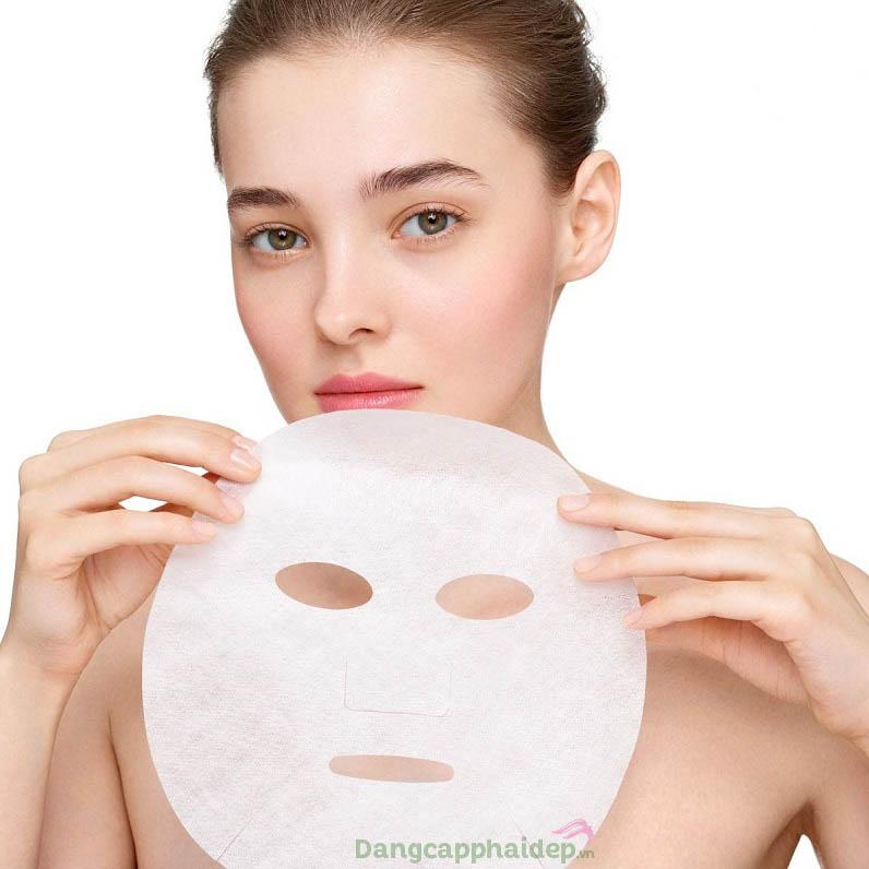 Chỉ cần chăm đắp mặt nạ da căng đẹp hoàn hảo bất chấp thời gian