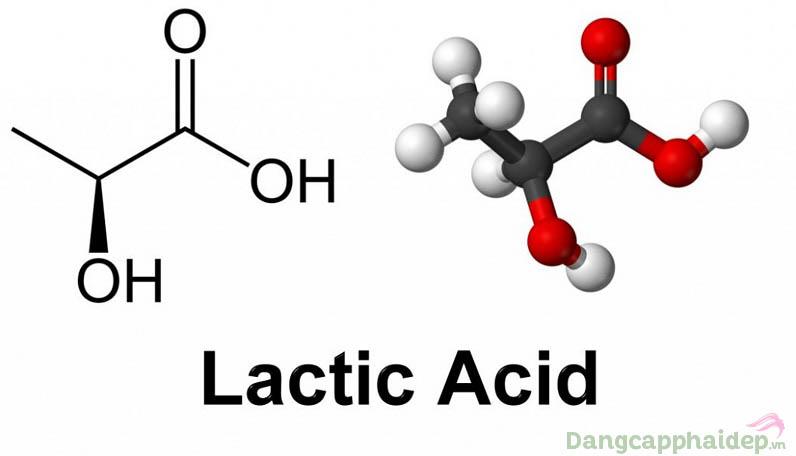 Acid lactic là hoạt chất dưỡng da đa năng được ưa chuộng hiện nay