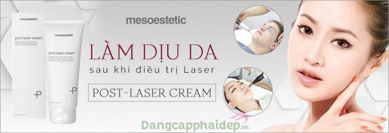 Mesoestetic Post-Laser Cream - giải pháp tối ưu cho quá trình chăm sóc da sau laser