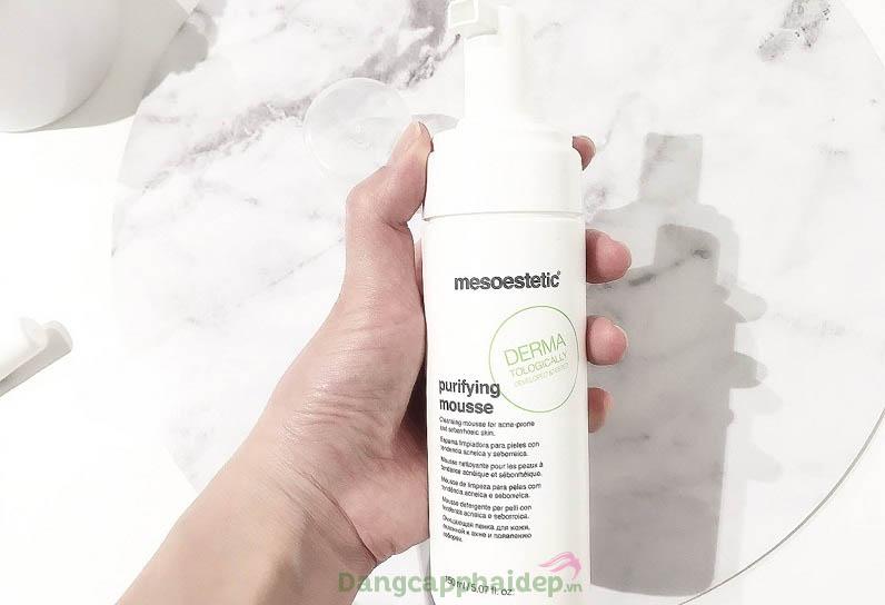 Duy trì sử dụng sữa rửa mặt hàng ngày để chăm sóc da tốt nhất