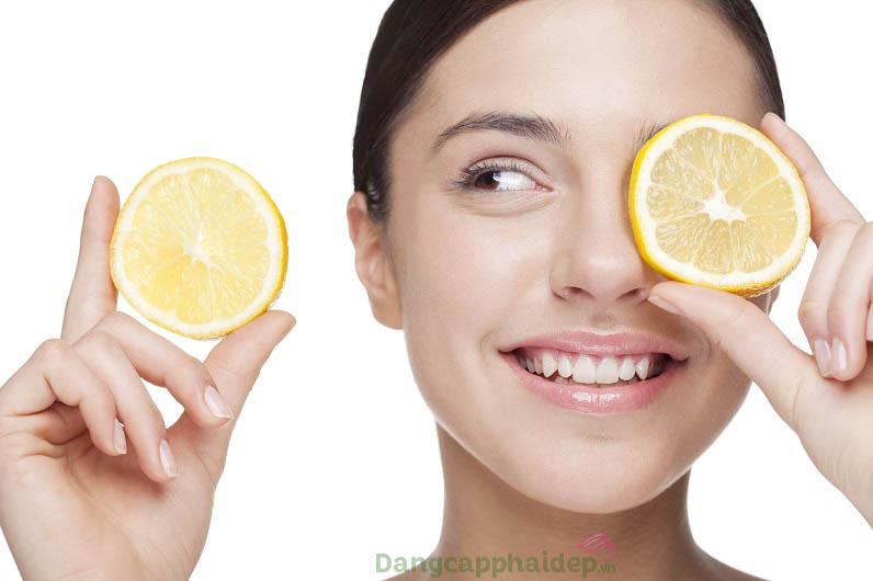 Vitamin C mang đến nhiều công dụng chăm sóc da vượt trội