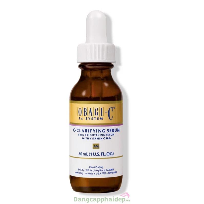 Obagi C Fx System C-Clarifying Skin Brightening Serum 30ml – Serum Dưỡng Sáng Da Chống Lão Hóa