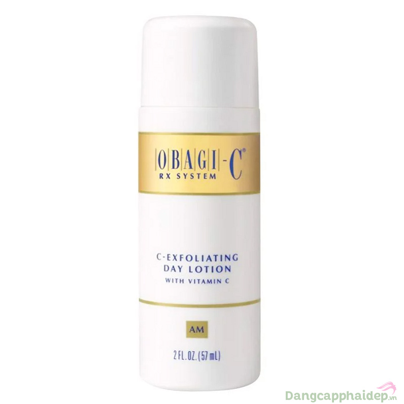 Lotion tẩy da chết Obagi-C Rx C-Exfoliating Day Lotion