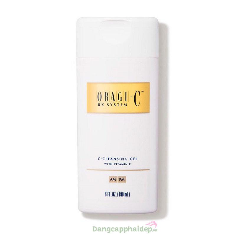 Sữa rửa mặt Obagi-C Rx C-Cleansing Gel
