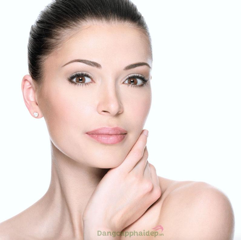 Sản phẩm củng cố sức khỏe làn da, cải thiện da tươi mới, trẻ trung trở lại