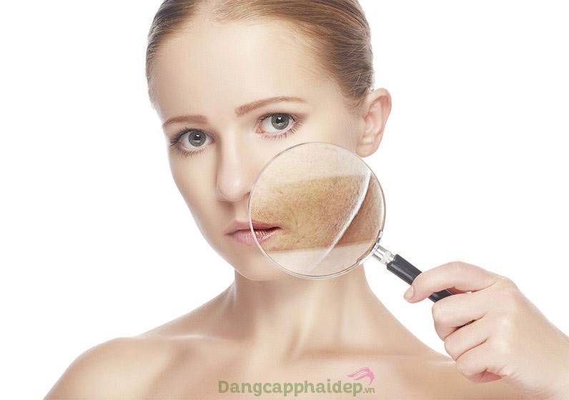 Bộ sản phẩm chuyên dùng cho da thường đến da dầu, da bị nám...