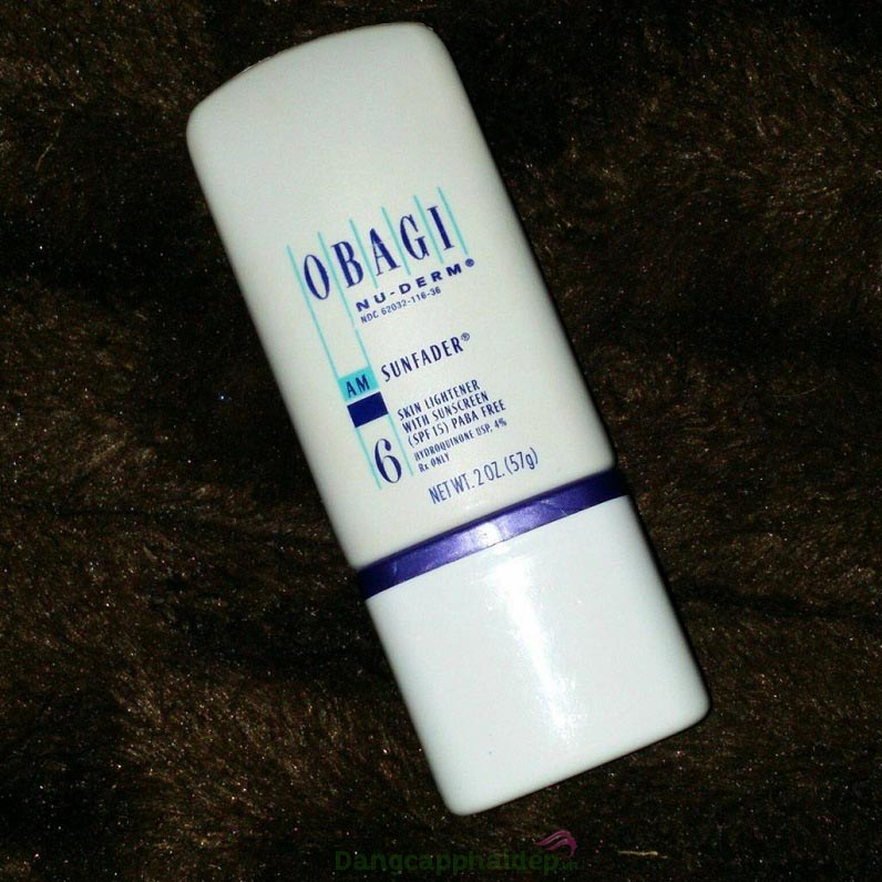 Sản phẩm tích hợp hoạt chất chống nắng và thành phần trị nám da hiệu quả