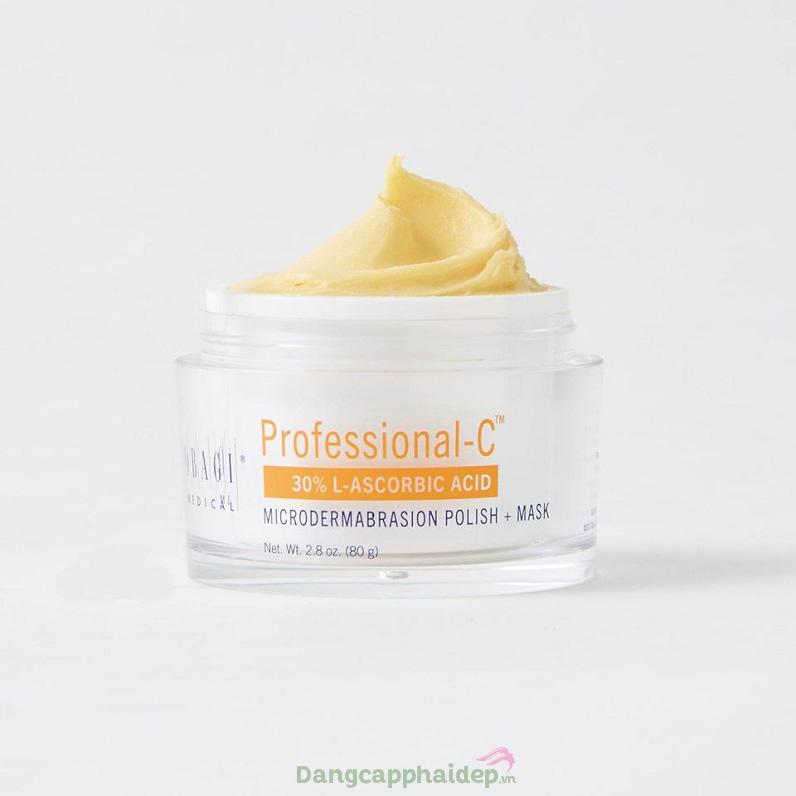 Obagi Professional C Microdermabrasion Polish + Mask là mặt nạ dưỡng cao cấp với nhiều tác dụng chăm sóc da vượt trội