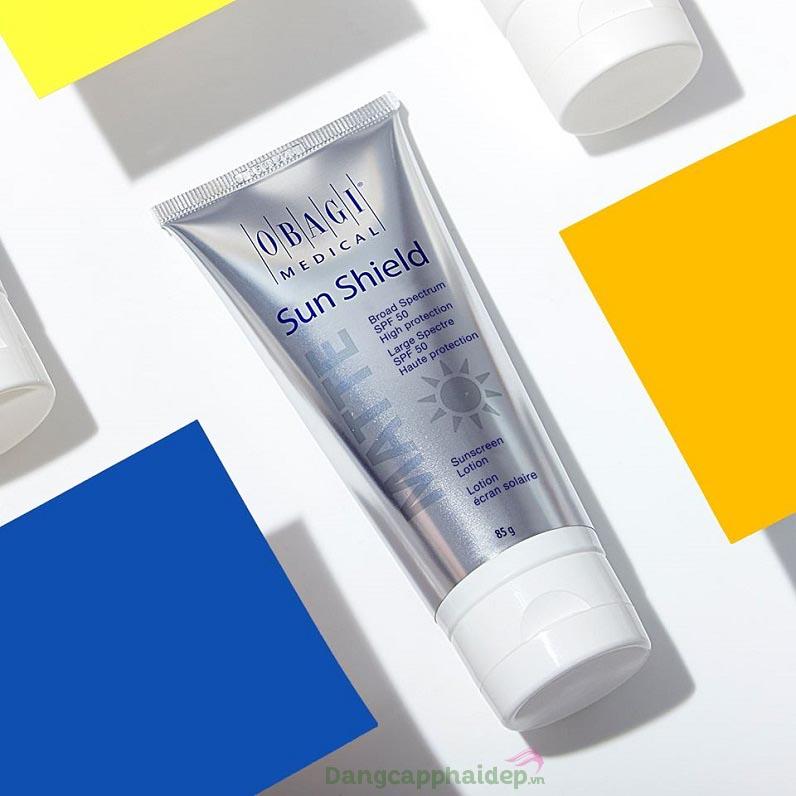 Kem chống nắng an toàn cho mọi loại da, đặc biệt là da dầu, dễ nổi mụn...