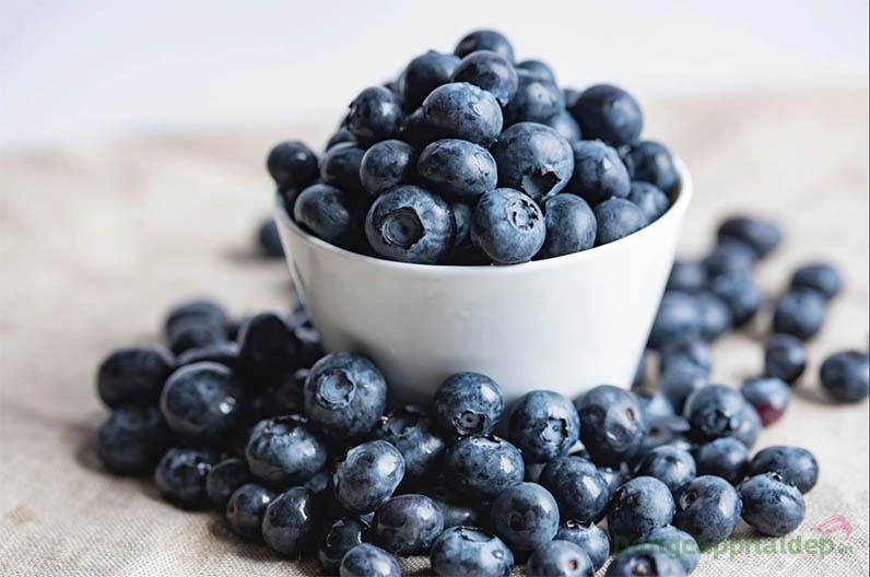 Bilberry Extract chứa một lượng lớn vitamin C và chất chống oxy hóa giúp da trắng mịn.