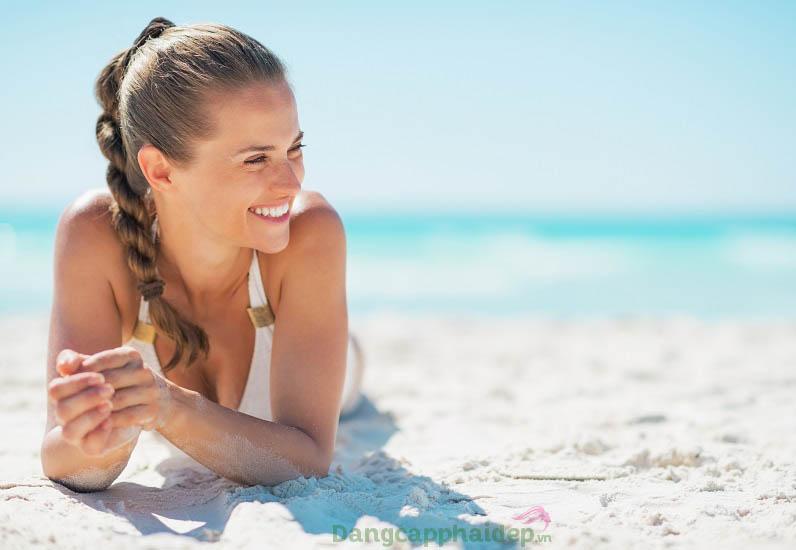 Muốn bảo vệ làn da toàn diện bất chấp nắng nóng đừng bỏ qua Heliocare 360 Water Gel SPF 50