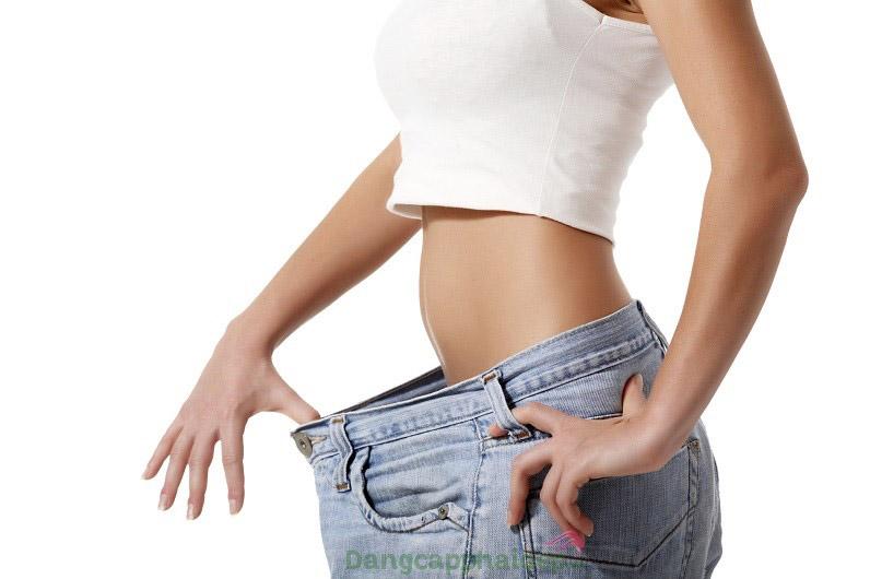 Sản phẩm giúp lưu thông máu huyết, hỗ trợ quá trình giảm mỡ nhanh chóng