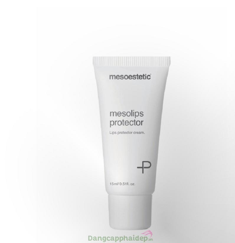 Kem bảo vệ và dưỡng ẩm môi Mesoestetic Mesolips Protector