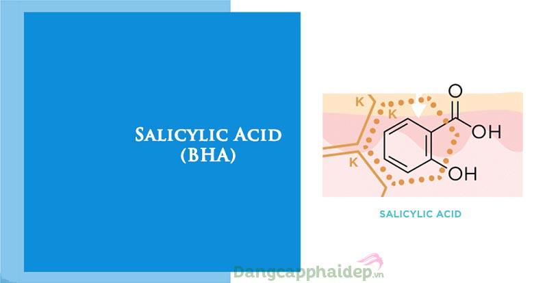 Peel điều trị da mụn Mesoestetic Mesopeel salicylic 30% chứa nồng độ 30% Axit salicylic
