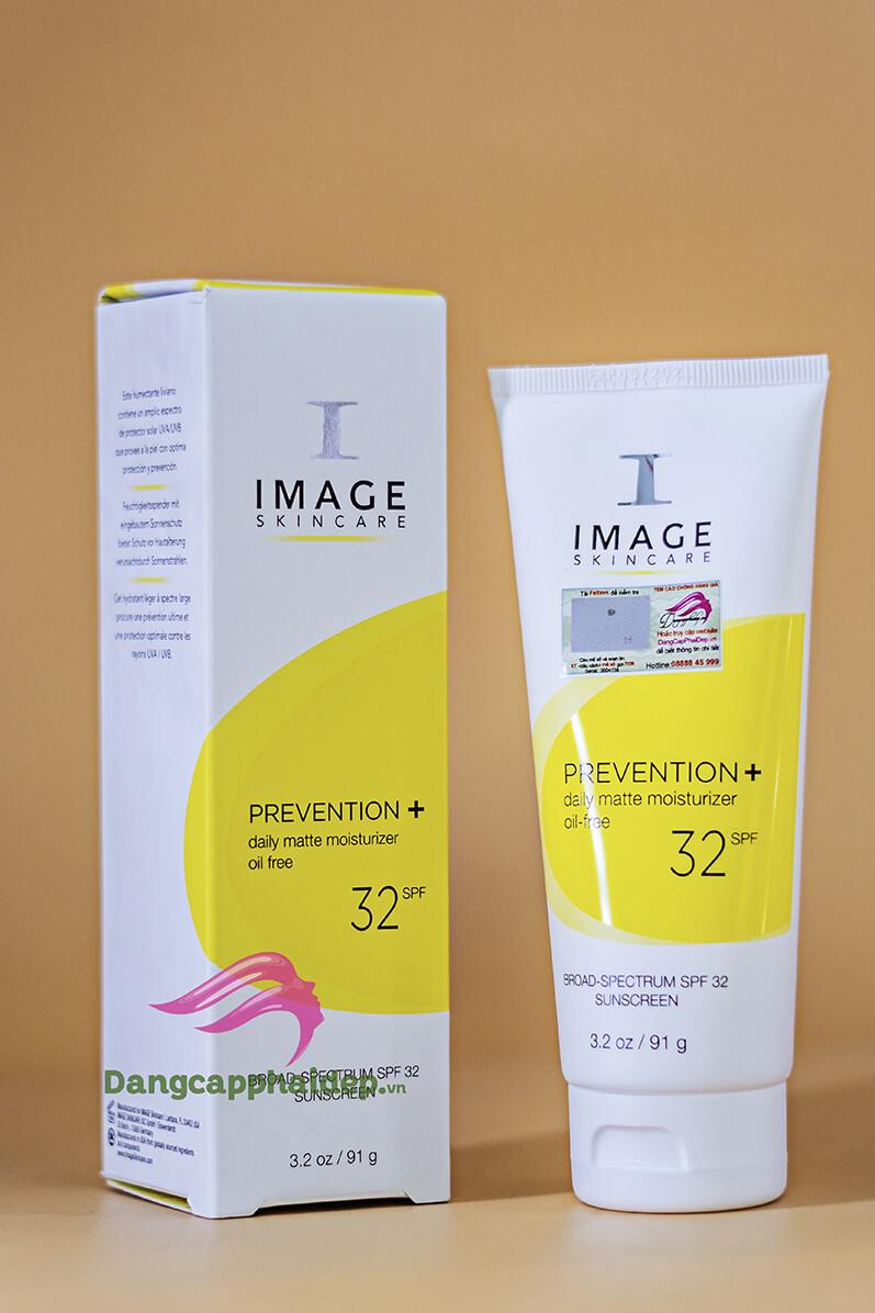 Kem chống nắng Image Skincare là kem chống nắng quang phổ rộng bảo vệ da tối đa.