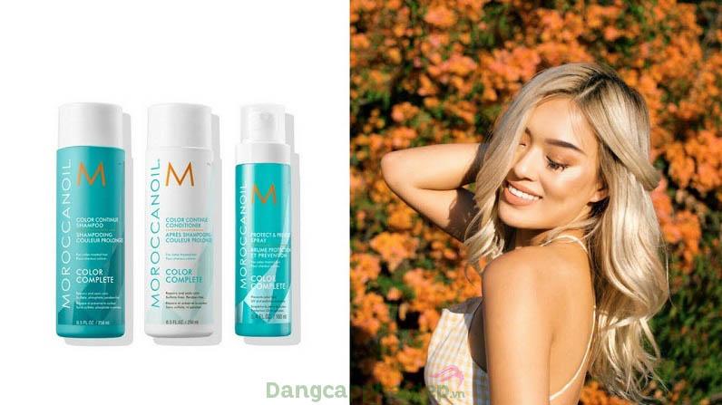 Chọn đúng loại dầu gội dành cho tóc nhuộm giúp duy trì màu nhuộm tốt nhất