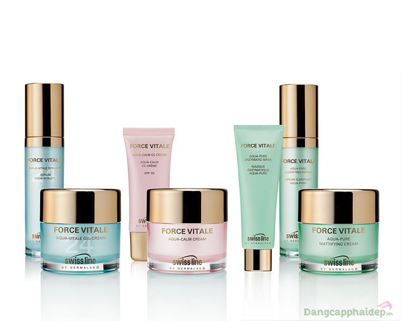 Lựa chọn thương hiệu chăm sóc da chuyên nghiệp để cải thiện làn da.