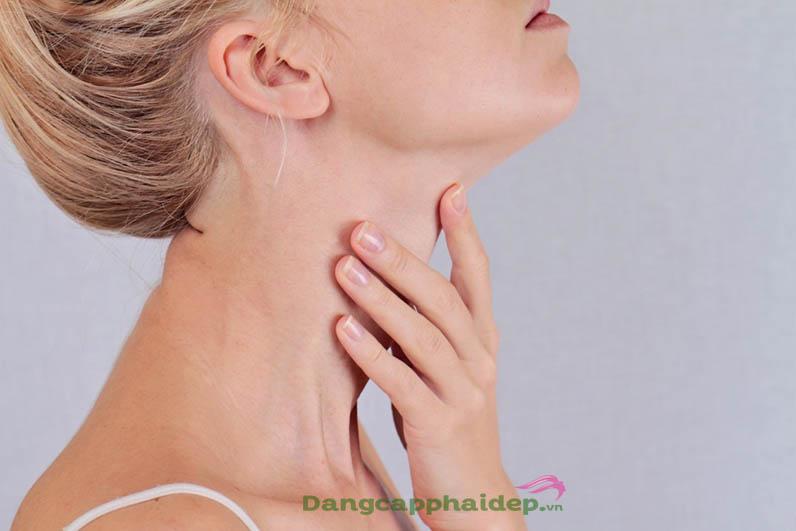 kem dưỡng da vùng cổ