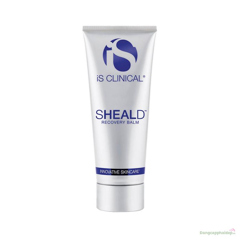 iS Clinical Sheald Recovery Balm 120g - Kem siêu dưỡng ẩm, phục hồi tái tạo làn da tổn thương