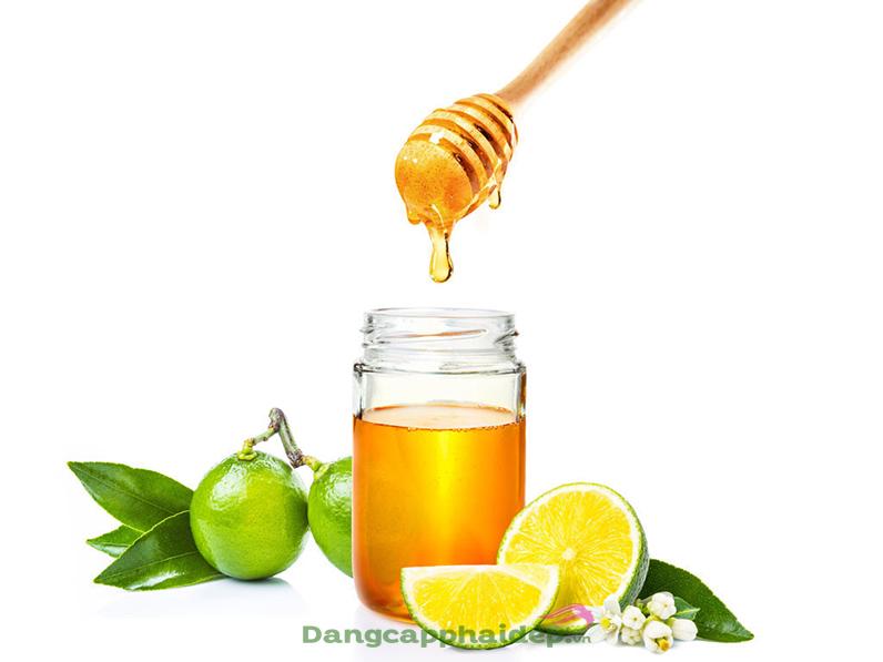 Mặt nạ chống lão hóa da từ mật ong