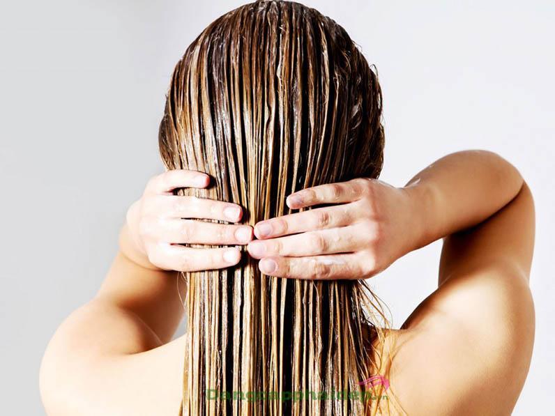 nuôi dưỡng tóc