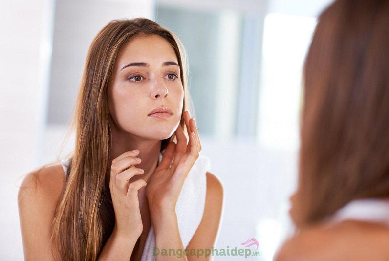 Da xuống cấp nhanh hơn khi không chăm sóc da với kem dưỡng ban ngày
