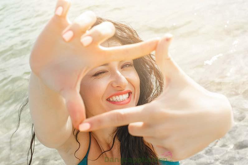 Sản phẩm có khả năng bảo vệ da khỏi tác hại của tia UV