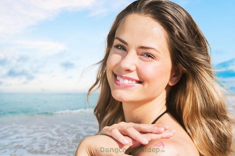 Sản phẩm giúp da đều màu, chống nắng tốt và đẩy lùi da lão hóa sớm