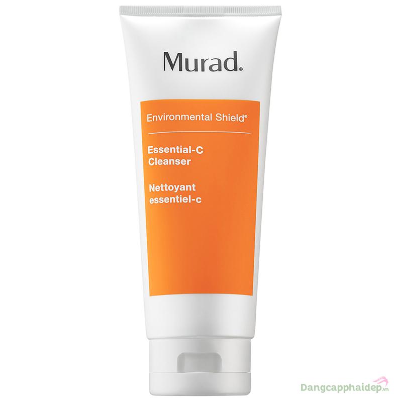 Murad Essential-C Cleanser 200ml - Sữa rửa mặt trị thâm dưỡng trắng da